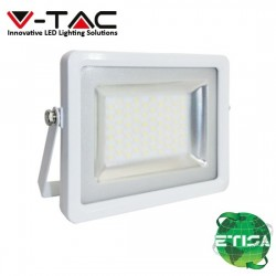 FARO LED SLIM BIANCO 30W IP65 SMD