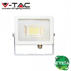 Faro LED SLIM Bianco 20W  IP65 SMD